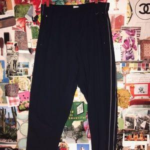 Nike Fit Men's Track Pant Blue Size Large
